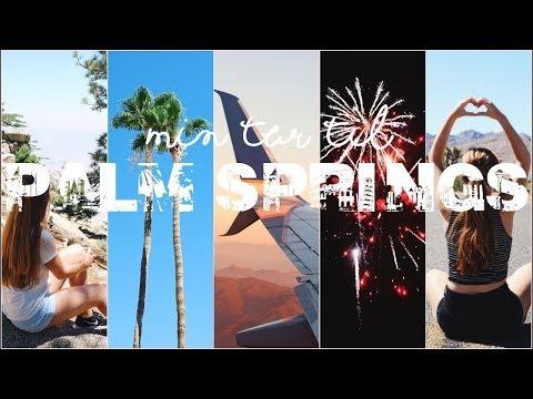 120 timer i Palm Springs // usa vlog 2/4