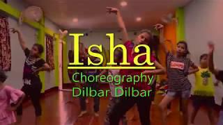 Dilbar Dilbar Dance | Patna Dance Academy | #PDA crackers | Isha Choregraphy | Bolly hop Style.