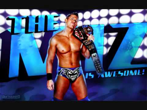 WWE The Miz Theme Song - I Came To Play
