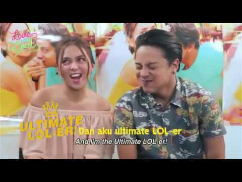 (Sub Indo) Kathryn Bernardo And Daniel Padilla During Love Out Loud