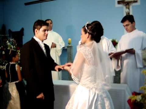 Casamento de Ricardo e Flavia 24 12 2007 - YouTube 21236f43af