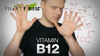 Hey Veganer, euch fehlt Vitamin B12!