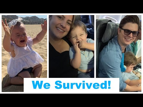 Ryan Seacrest - Sisanie Shares How Her First Family Vacation — and Plane Ride! — Went