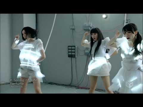 [Full HD MV] Perfume - Spring Of Life
