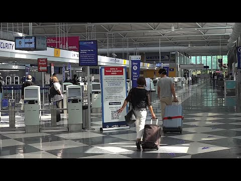 Travelers from 15 states face Chicago quarantine
