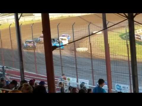 Dustin Virkus @ Madison Speedway- Heat 7.22.17