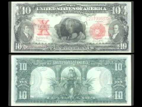 United States Of America Bank Notes