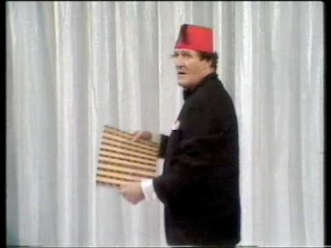Tommy Cooper - The Duck Trick and more