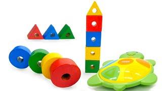 Дада игрушки - Видео для малышей. Песенки и развивающие игрушки.