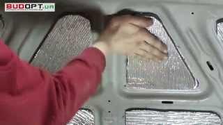 Утеплитель капота автомобиля. Теплоизоляция для капота автомобиля своими руками