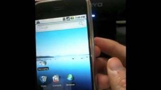Repeat youtube video Android running on iPhone