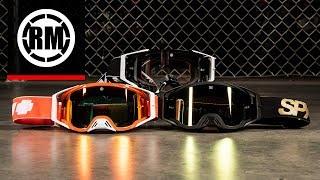 Spy Foundation Motocross Goggle