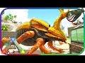 Ark: Extinction Core | Getting Nameless Venom, Alpha Allo, & New Base #6 (Modded Ark)
