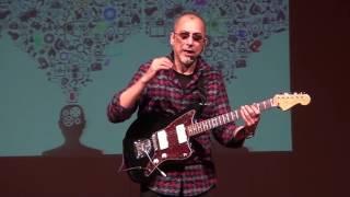 Inside the Mind of a Guitarist | Amyt Datta | TEDxJadavpurUniversity