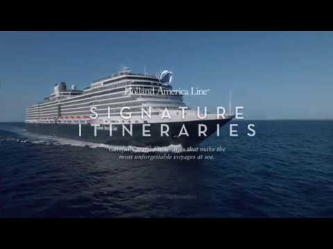 "Holland America Line Signature Itineraries ""12-Day Baltic Adventure"""