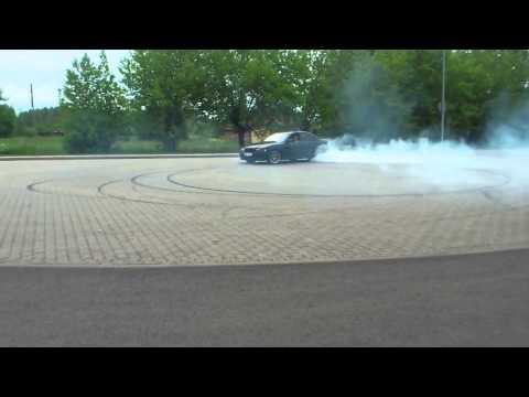 BMW e39 530d Drift LV.