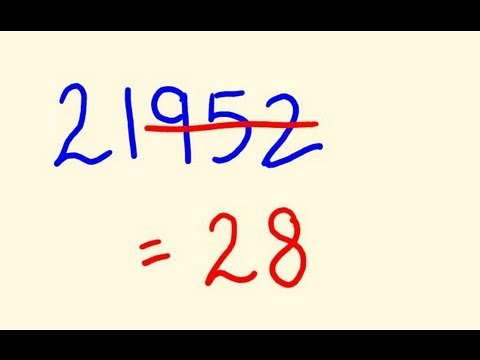 Cube Roots in 2 sec using Vedic Math Trick