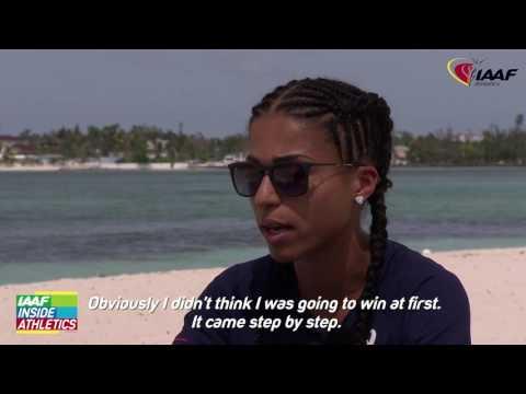 Inside Athletics 2017 Bahamas - Floria Guei