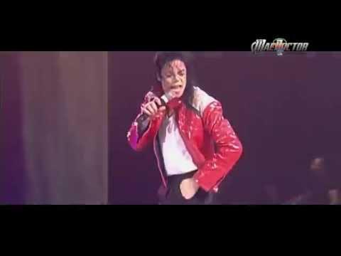 Michael Jackson  Beat It MacDoctor MV Remix
