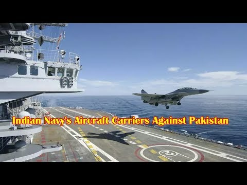 What Good Are the Indian Navy's Aircraft Carriers Against Pakistan?