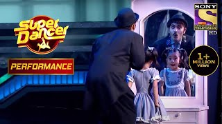 Rupsa and Nishant Convey A Message To The Audience | Super Dancer Chapter 3