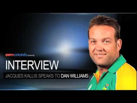 Jacques Kallis Interview: Part 1 - 'Being an allrounder is taxing but the rewards are double'