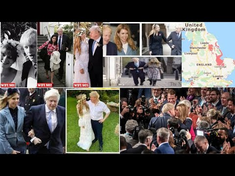 56-yr-old UK PM Boris Johnson marries 33-yr-old fiancée in a secret wedding: Reports