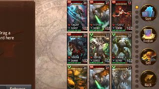 City in the sky + Deck Update ( New Cards ) Thumbnail