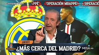 🚨EXCLUSIVA de PEDREROL sobre MBAPPÉ y el REAL MADRID