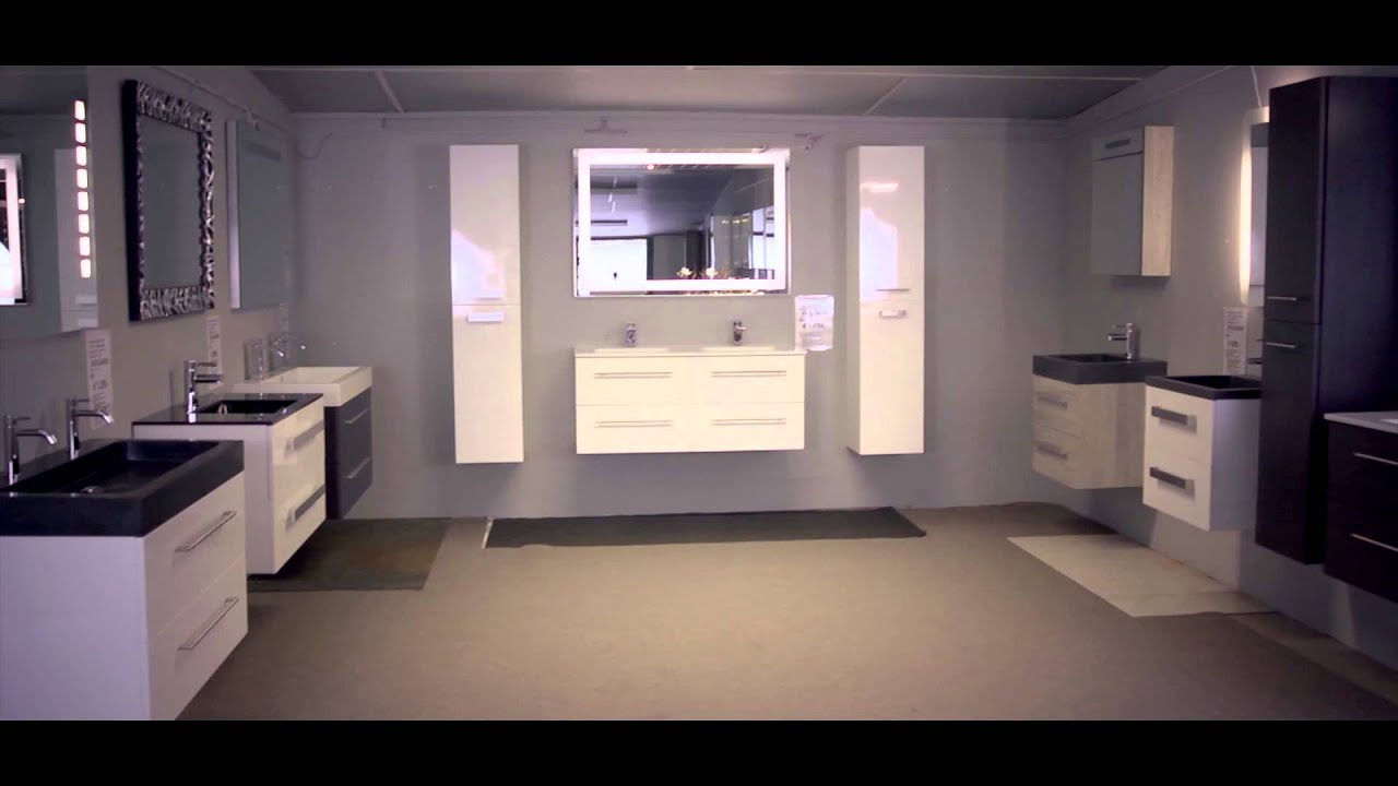 Sanitaireiland - Badkamer outlet en sanitair showroom - YouTube