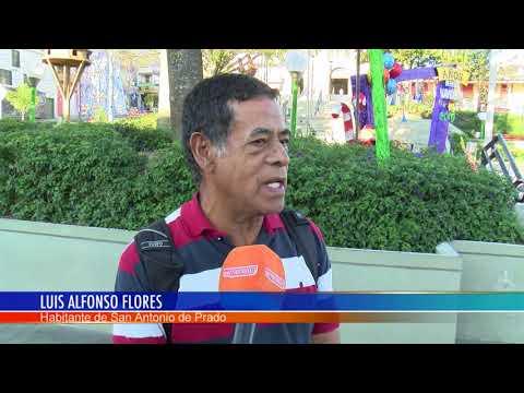 En San Antonio de Prado crearon campaña cultural  [Noticias] - Telemedellín