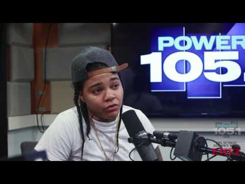 The Sunday Sit Down With EmEz: Young M.A