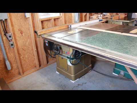 1989 Powermatic 66 Table Saw Restoration - YouTube