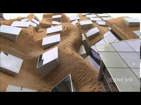 Nine News Sydney: UTS Redevelopment (11/11/2014)