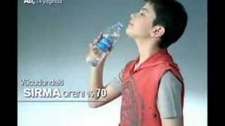 sirma su reklam 2008