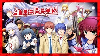 Angel Beats! Anime Review | Come Join The Afterlife BattleFront!
