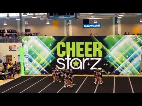 BGC (B.Glam Cheer) Majesty - Ultimate CheerStarz