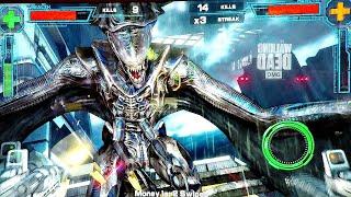 Aliens Armageddon Arcade Gameplay: VERY INTENSE!