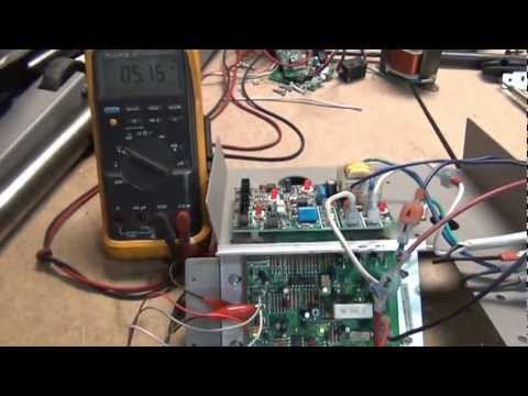 weslo cadence 85 with mc 2000es board break down funnydog tv