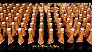 Tchin! Champagne ! Nicolas Pinet-(Arthurmax Pilas) Art