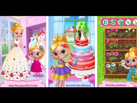 Flower Crazy Wedding Day Android İos Tabtale Free Play Vİdeo