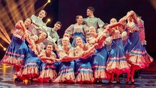�������� ���� «Танцуют все!». Народная хореография. Формейшн «Вера» ������