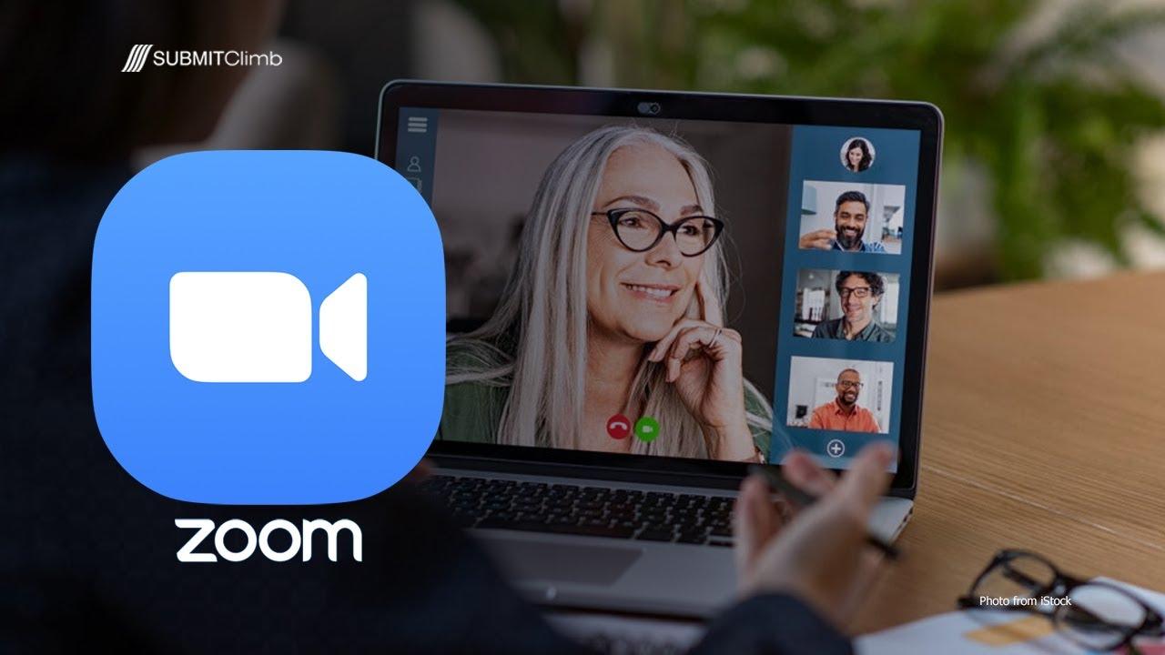 Cara Membuat Akun Zoom di Komputer atau Laptop kita - YouTube