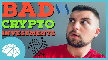 How To Spot BAD CRYPTO INVESTMENTS! Cryptocurrency RED FLAGS!