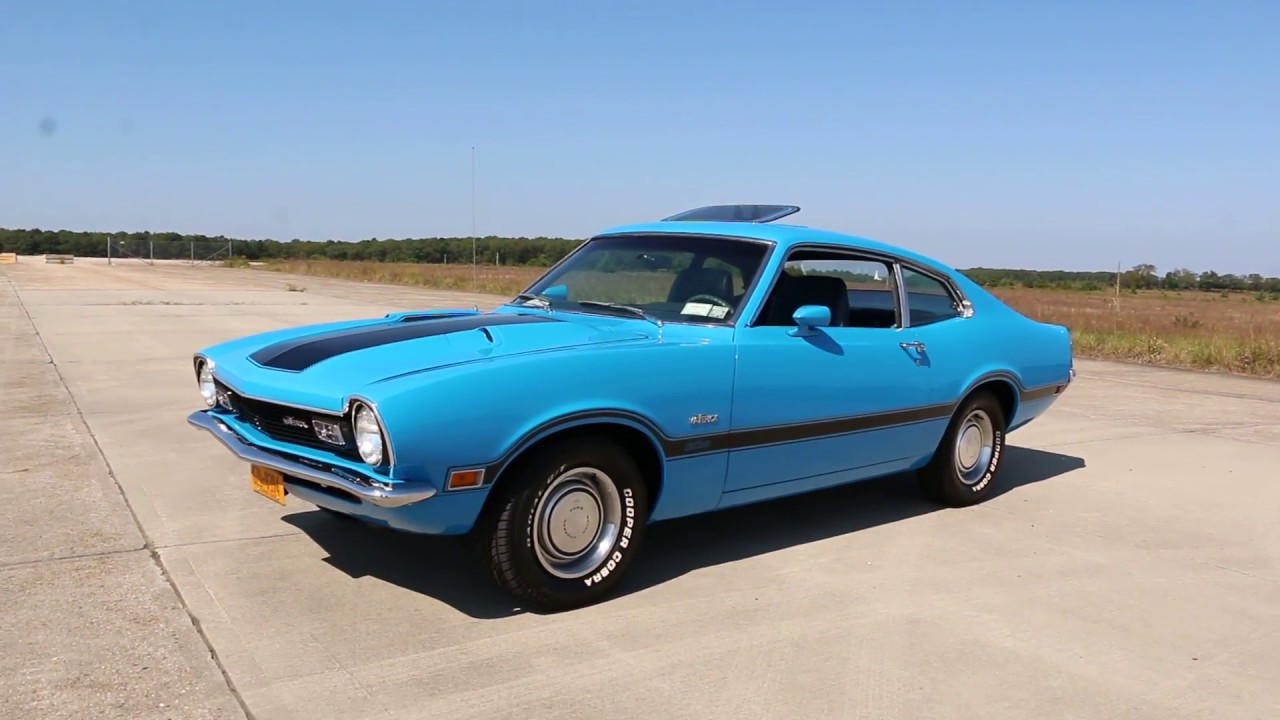 Ford Maverick For Sale >> Killer 1971 Ford Maverick For Sale Rare Grabber Beautifully Restored Only 6 Months Ago