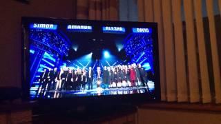 Watching Britain's Got Talent 2015 Semi Final- Week 1 Results.