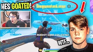 I tried Arena Trios and spectated the NEXT FAZE MONGRAAL... (hes GOATED)