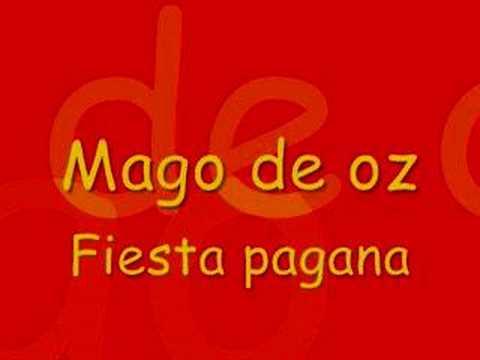 mago de oz - fiesta pagana