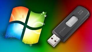 Installing Windows [Tiny] 7 on a 4GB USB Drive (Tutorial)