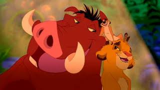 O Rei Leão - Hakuna Matata